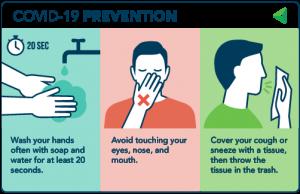 Covid19: Prevention Tips