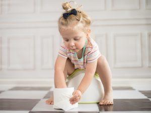 Potty Training: Toddler