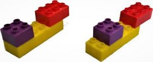 2D Blocks to Learn Constructional Figure