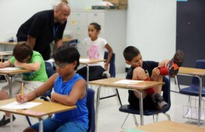 Student & Teacher Interaction in the Classroom